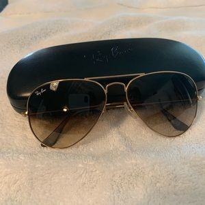 Ray-Ban aviator women's sunglasses